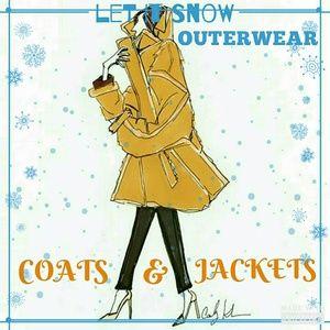 Jackets & Blazers - END OF SEASON CLEAROUT! OUTERWEAR!